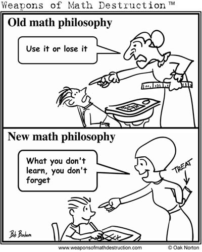 New Math Philosophy